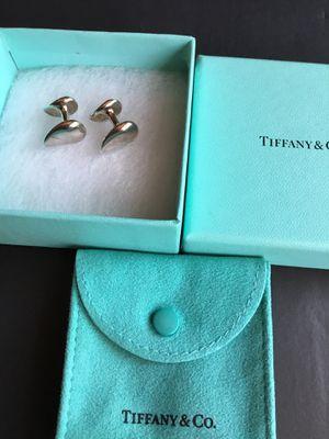 Tiffany cuff links for Sale in Concord, CA