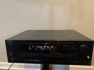 SONY - STR-D711 Audio-Video Receiver no Remote for Sale in Carol Stream, IL