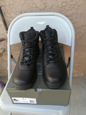 Brand new Timberland boots for men. Size 15. Waterproof. Soft toe. for Sale in Riverside, CA