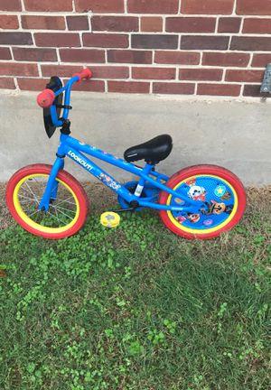 Paw patrol bike for Sale in Brooklyn Park, MD