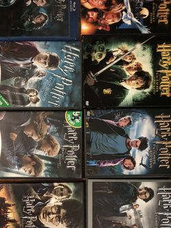 Harry Potter Series for Sale in Fairfield,  CA