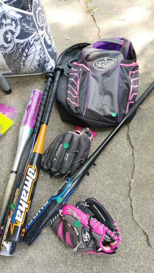 Softball/baseball gear for Sale in Stockton, CA