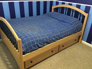 Kids four piece bedroom set - Trundle Bed for Sale in Gilbert, AZ