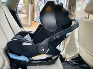 cybex cloud q car seat. Horizontal position for Sale in Brooklyn, NY
