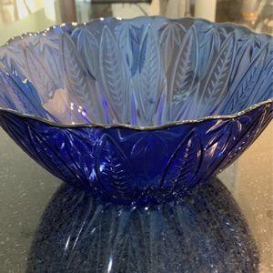 Sapphire Blue bowl for Sale in Miami, FL