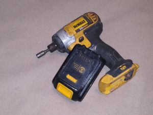 Dewalt impact drill for Sale in Columbus, OH