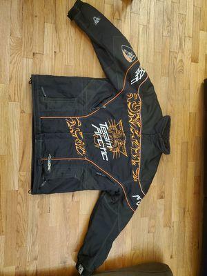 Arctic Cat XL Team Snowmobile Jacket Orange & Black for Sale in Renton, WA