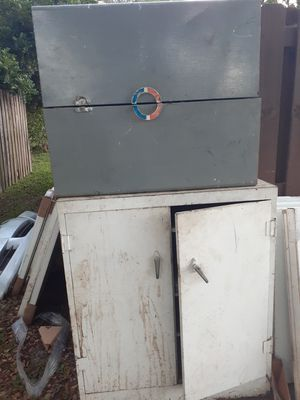 2 metal shop toolboxes for Sale in Fort Lauderdale, FL