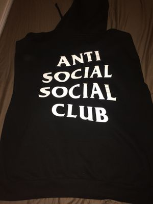 ANTI SOCIAL SOCIAL CLUB HOODIE💢💢 for Sale in Chicago, IL