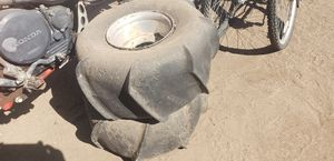 Atv paddle tires for Sale in Phoenix, AZ