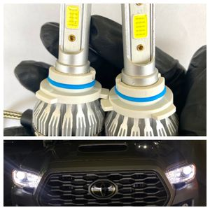 Led Headlights With Free License Plate Lights //luces Led for Sale in Fontana, CA