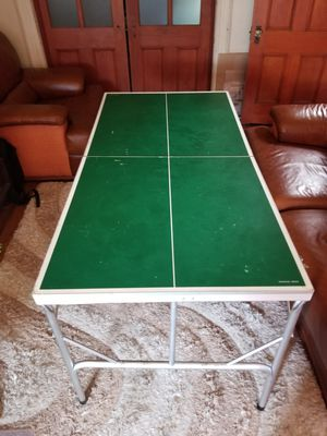 Foldable ping pong (table tennis) table for Sale for sale  Brooklyn, NY