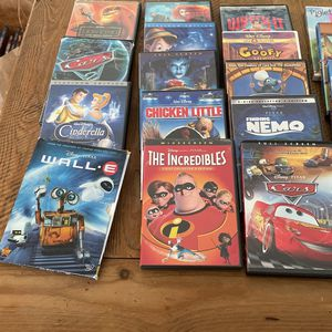 Assorted DVDs - Disney Make An Offer for Sale in Brookfield, CT