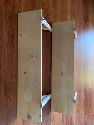 Wooden shelves for Sale in Concord, CA