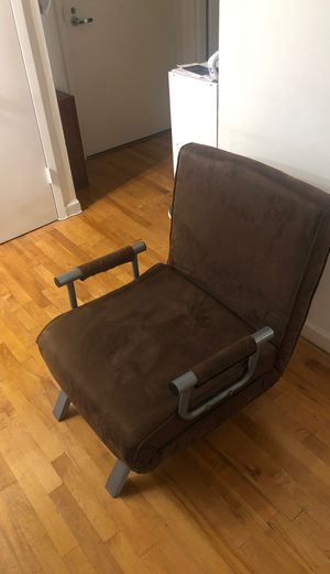 Single Chair Futon for Sale in New York, NY