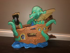 2016 Kraken attacking ship! 🌊 for Sale in Hawthorn Woods, IL