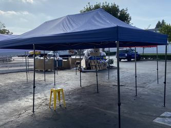 Brand New Heavy Duty Waterproof 10'x20' Easy Pop Up Canopy EZ up no assemble need for Sale in Fullerton,  CA