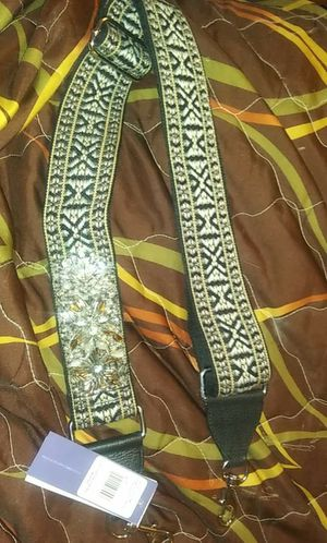 Rebecca minkoff guitar strap for Sale in Grove, OK