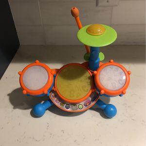 VTech Drum Set for Sale in Fairview, NJ