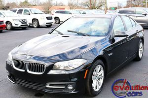 2015 BMW 5 Series for Sale in Conyers, GA