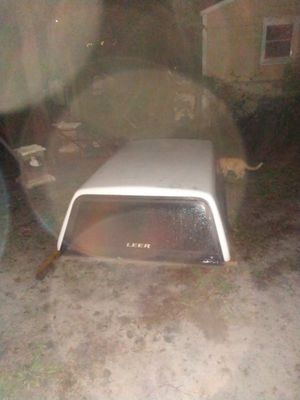 Leer camper shell for Sale in North Charleston, SC