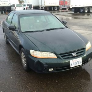 2001 Honda Accord 4cyl AT. Only 92kmiles for Sale in Millbrae, CA
