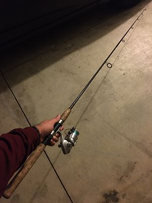 Daiwa spinning fishing rod and reel for Sale in Moreno Valley, CA