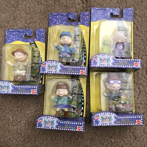 Rugrats Figures for Sale in Chesterfield, NJ
