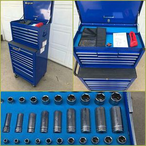 SNAP ON TOOLBOX LOADED With all Tools for Sale in Upland, CA