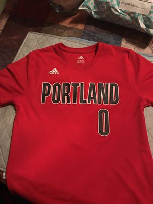 NBA adidas Portland Damian Lillard for Sale in Wenatchee, WA