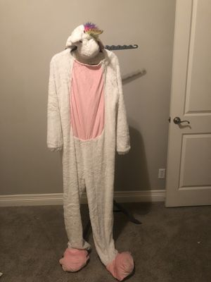 Unicorn costume size Large for Sale in Chandler, AZ