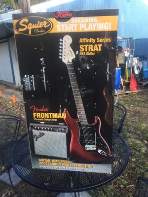 Fender played twice live in Wisconsin Boyceville for Sale in Boyceville, WI
