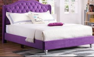 Queen bed brand new in box. Includes Mattresses & box-spring. for Sale in Hialeah, FL