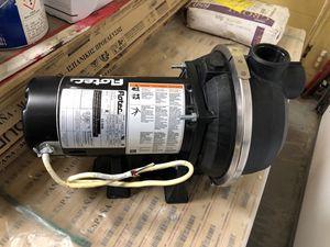 Flotec 1 HP Sprinkler Pump. for Sale in Saint Petersburg, FL