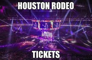 Houston Rodeo Tickets for Sale in Rosenberg, TX