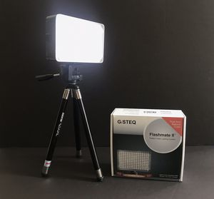GiSTEQ Flashmate F-2600 LED Video light is the best tool for your video and camera lighting needs for Sale in City of Industry, CA
