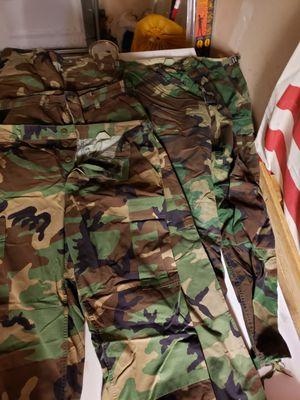 M68 Woodland Camo pants for Sale in Milton, WA
