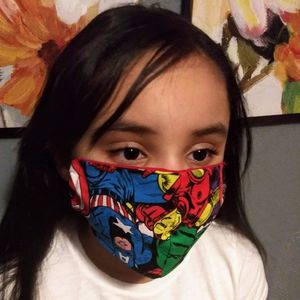 Fabric facemask/Mascara de telas for Sale in Worcester, MA