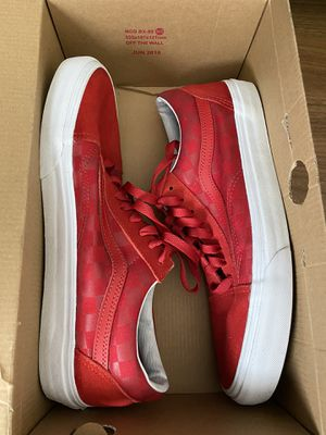 Vans Old School / Size 10 for Sale in Visalia, CA