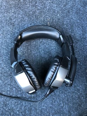 onikuma headphones gaming for Sale in Lawrenceville, GA