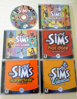 Sims for Pc for Sale in Spring Hill, FL