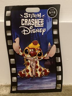 Stitch Crashes Disney Limited Edition Pin for Sale in Doral,  FL