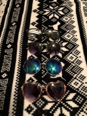 Sunglasses / Glasses lot of 4 for Sale in Folsom, CA