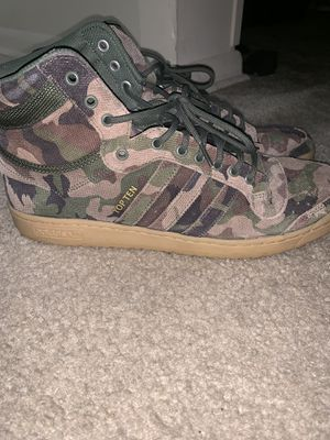 Camo Adidas size 12 for Sale in Oxon Hill, MD