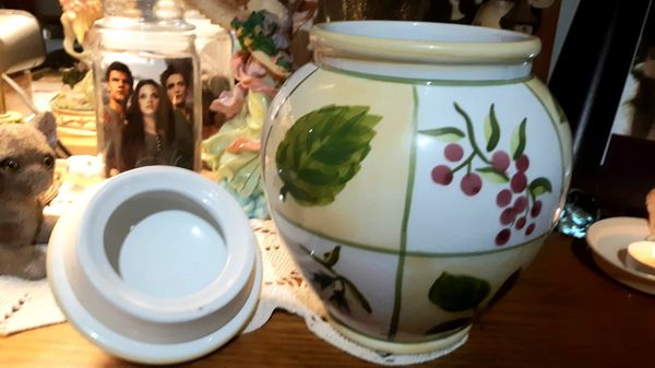 3 Piece Waverly Canister Set