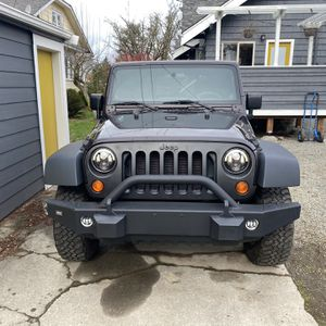 2013 Jeep Wrangler for Sale in Tacoma, WA