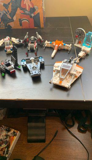 Lego Star Wars Microfighters Lot for Sale in El Cajon, CA