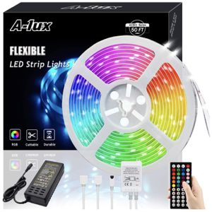 50ft RGB LED Strip Lights With Remote Control (NEW) $45 for Sale in Garden Grove, CA
