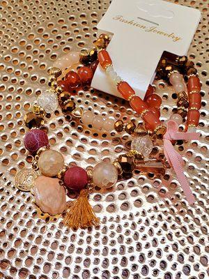 Beaded Charm bracelet for Sale in Great Falls, VA