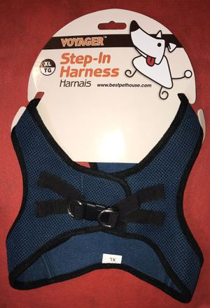 Voyager Step-In Dog Harness-XL, Blue Base for Sale in Las Vegas, NV